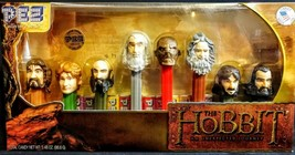 Pez The Hobbit An Unexpected Journey Collector Set Limited Edition Gobli... - $49.49