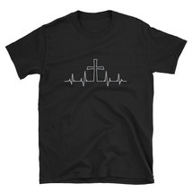 Crucifix Heartbeat new tshirt 2018-2019 - $16.75