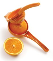 Norpro 527 Citrus Orange Lemon Lime Juicer Strainer Press - $224,72 MXN