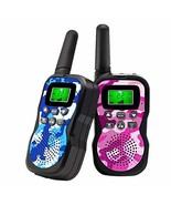 Walkie Talkies For Kids , Range Up to 3 Miles With Backlit LCD Display A... - $99.06