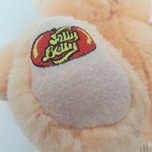 "Jelly Belly Orange Bear 6"" Plush Teddy Stuffed Animal Hermen Goelitz Enesco image 6"