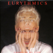 """Eurythmics - Thorn In My Side - 7"""" single record 45 RPM (VG+) [7SPx0219] - $14.00"""