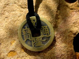 HAUNTED MAGIC CHINESE LUCK CHARM FOR VAST $ BLESSINGS!! - $25.00