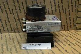 Genuine Chrysler 5114087AA Anti-Lock Brake System Module