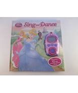 Disney Princess: Sing and Dance (Digital Music Player & Sound Book) NEW ... - $277.19