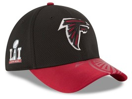 Atlanta Falcons NFL Super Bowl LI 51 Onfield Sideline 39THIRTY Cap S/M - $14.01