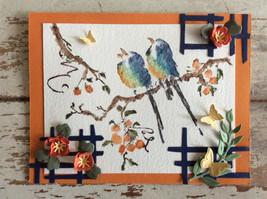Mother's Day handmade cards, cards handmade, birthday cards handmade, wa... - $8.95