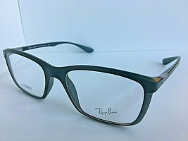 New Ray-Ban  RB 3670  4054 52mm Liteforce Olive Eyeglasses Frame Italy - $79.99
