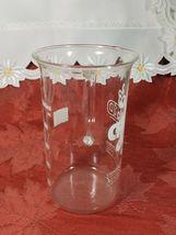 1991 University Of Wisconsin Oshkosh Chem-Ed Glass Beaker Mug image 4