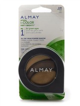 Almay Intense i-Color Party Brights NO.1 for green eyes 140   .2 Oz. - $9.49