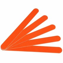 Nail File Orange Nail Buffer Block 180/240 Lime A Ongle 20Pcs Wooden Too... - $5.26