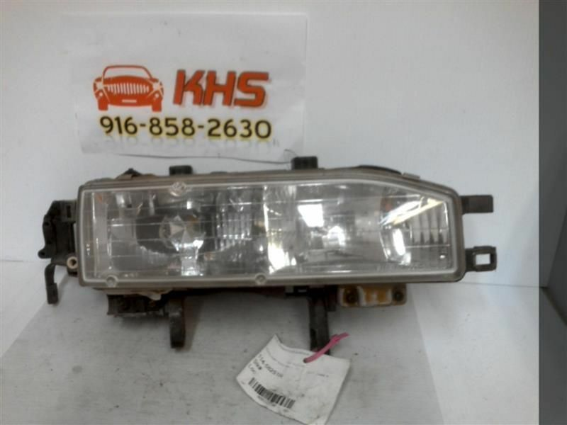 Primary image for Passenger Right Headlight Fits 90-91 ACCORD 227796