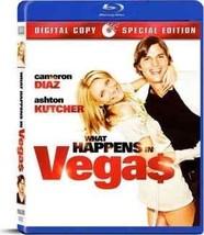 DVD - What Happens In Vegas (Blu-ray) 2-DVD  - $6.94
