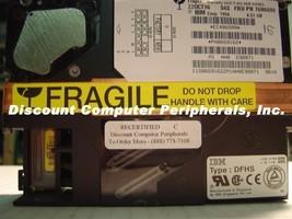 "4.3GB 3.5"" HH SCSI 80PIN Drive IBM DFHS-S4S DFHSS4S Tested Free USA Ship"