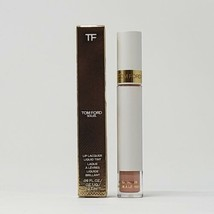 New Authentic Tom Ford Soleil Lip Lacquer Liquid Tint 01 Naked Elixir - $32.71