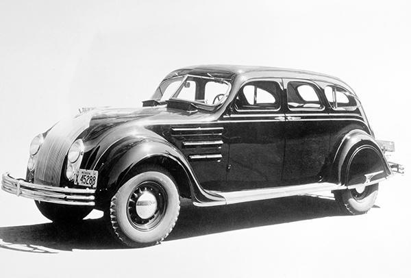 Primary image for 1934 Chrysler-Desoto Airflow - Promotional Photo Poster