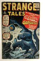 STRANGE TALES #85 (1961) Marvel Comics pre-hero horror & sci-fi VG+/FINE- - $148.49