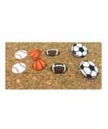 Sports Theme Push Pins, Thumb Tacks  or Magnets Baseball, Basletball, Fo... - $9.99