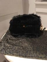 NWT Rebecca Minkoff Rumor Black Bag or Wristlet. Retail $395 EUC Defect - $115.00