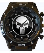 Punisher Skull New Gt Series Sports Unisex Gift Watch - £27.00 GBP