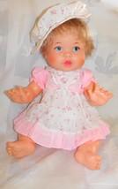 """17"""" Vintage IDEAL Toy ORIGINAL 1973 Rub A Dub Dolly doll SWEET! - $34.64"""