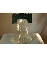 Lejon Champagne Cellers Liberty Bell Brandy Decanter - $4.40