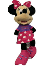 Minnie Mouse 2015 22 in Plush Stuffed Doll - $15.81