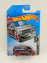 Hot Wheels Custom 77 Dodge Van Super Chromes - $5.93