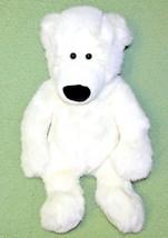 "Vintage HEARTWARMERS Teddy Bear Carlton Cards Plush Stuffed Animal 20"" L... - $32.73"