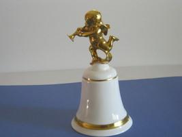 1980 ROYAL DOULTON porcelain dinner bell - $17.50