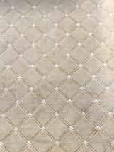 "Contemporary Modern Beige ""Diamond"" Soft Area Rugs Home Room Carpet Floo... - $39.59"