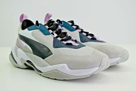 Puma Thunder Rive Droite Women's Deep Lagoon, Orchid Bloom Sneakers Size 8.5 - $47.97