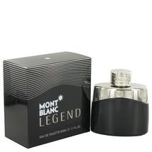 Mont Blanc Montblanc Legend Cologne 1.7 Oz Eau De Toilette Spray image 2