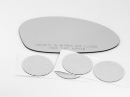 VAM Fits 03-08 BMW Z4 Right Pass Mirror Glass Lens Models w/Out Auto Dim... - $23.71
