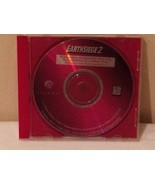 Earthsiege 2 Video Game CD-Rom PC Computer Software with Case - $7.99