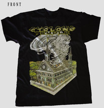 Cyclone Temple-I Hate Therefore I Am,Black T-shirt Short Sleeve (sizes:S... - $16.99+
