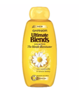 Garnier Ultimate Blends Blonde Illuminator Shampoo 400ml - $7.73