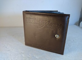 Dave Ramsey Financial Peace University Leather Case 16 - CD Set b2 - $27.81