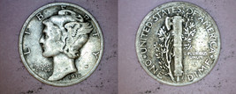 1936-P Mercury Dime Silver - $8.49