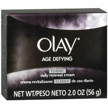 Lot of 3 Olay Age Defying Classic Daily Renewal Cream 2 oz - $27.71