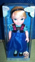 "Disney Collection Frozen ELSA Doll 16""H New - $26.61"