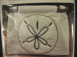 Carousel Crafts Sand Dollar Handbag Kit Vintage Sealed 1981 Carole Jackson - $14.95