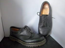 DR. MARTENS - Men's Black Leather 5 Eye #8053 Oxford Shoes - SIZE 8 - $36.95
