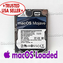 "Macbook Pro Hard Drive OSX Mojave 10.14 500GB 2.5"" 2011 2012 A1278 A1286... - $35.27"