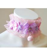 Made to Order - DDLG Collar - Princess Lisabelle - pastel victorian hara... - $27.00
