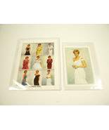 Vintage 1997 Princess Diana Limited Edition Stamps Sheet Set Mint! COAs ... - $4.99
