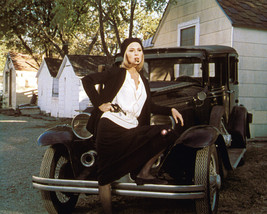 Faye Dunaway Bonnie & Clyde by Car 16x20 Canvas Giclee - $69.99