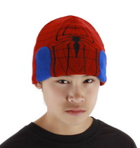 Marvel Comics The Amazing Spider-Man Movie Licensed Beanie Hat NEW UNWORN - $11.64