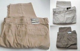 Redhead Men's Classic Cargo Pants Stone Khaki  6 pockets 42 x 30 - $19.76