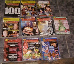 Super Luchas Wrestling AAA CMLL Mistico (Sin Cara) Rey Mysterio Super Cr... - $15.00